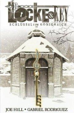 Die Schlüssel zum Königreich / Locke & Key Bd.4 - Hill, Joe