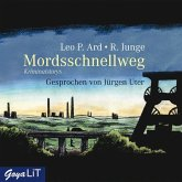 Mordsschnellweg, 1 Audio-CD