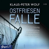 Ostfriesenfalle / Ann Kathrin Klaasen ermittelt Bd.5 (3 Audio-CDs)