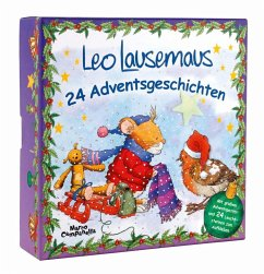 Leo Lausemaus 24 Adventsgeschichten - Campanella, Marco