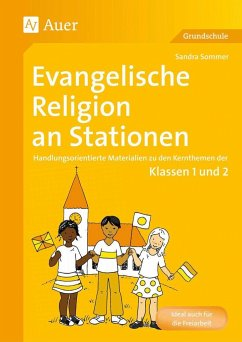 Evangelische Religion an Stationen