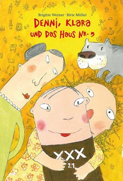 Denni, Klara und das Haus Nr. 5 - Werner, Brigitte