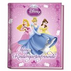 Disney Prinzessin: Kindergartenfreundebuch - Meine Kindergartenfreunde