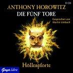 Höllenpforte / Die fünf Tore Bd.4 (9 Audio-CDs)