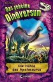 Die Höhle des Apatosaurus / Das geheime Dinoversum Bd.11