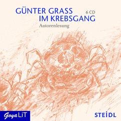 Im Krebsgang, 6 Audio-CDs - Grass, Günter