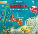 Der kleine Drache Kokosnuss auf der Suche nach Atlantis / Die Abenteuer des kleinen Drachen Kokosnuss Bd.15, 1 Audio-CD