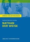 Nathan der Weise. Textanalyse und Interpretation zu