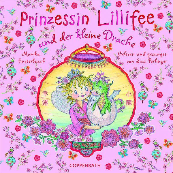 Prinzessin lillifee und der kleine drache prinzessin lillifee bd 8 1 audio cd von monika - Wandsticker prinzessin lillifee ...
