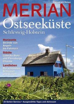 MERIAN Ostseeküste Schleswig-Holstein