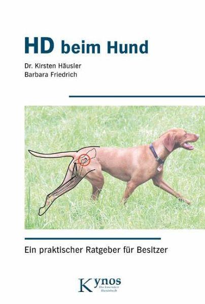 HD beim Hund - Häusler, Kirsten; Friedrich, Barbara