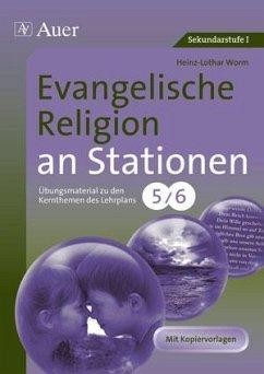 Evangelische Religion an Stationen