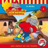 Benjamin Blümchen in Afrika / Benjamin Blümchen Bd.4 (1 Audio-CD)