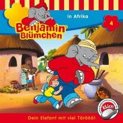 Benjamin Blümchen in Afrika, Audio-CD - Donnelly, Elfie