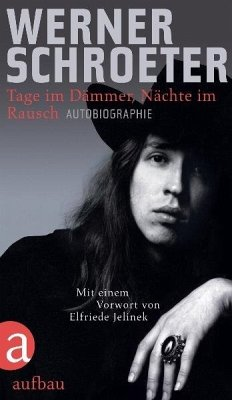 Tage im Dämmer, Nächte im Rausch - Schroeter, Werner