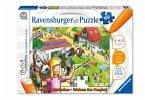 Ravensburger 00518 - tiptoi®: Ponyhof-Puzzle