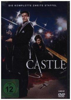 Castle - Staffel 2 DVD-Box