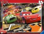Ravensburger 06395 - Disney Cars: Schneller als der Rest, 36 Teile Puzzle