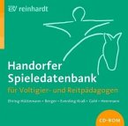 Handorfer Spieledatenbank für Voltigier- und Reitpädagogen, CD-ROM