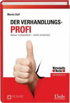 Der Verhandlungs-Profi - Dall, Martin