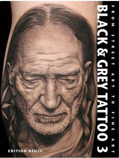 Black & Grey Tattoo 3