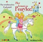 Das verschwundene Zaubergold / Hier kommt Ponyfee! Bd.17 (1 Audio-CD)