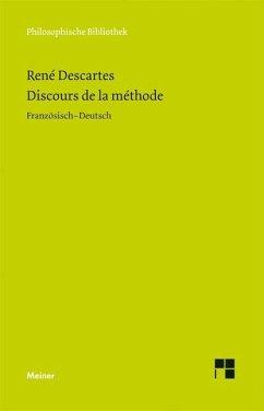 Discours de la méthode - Descartes, René