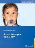 Stimmstörungen bei Kindern