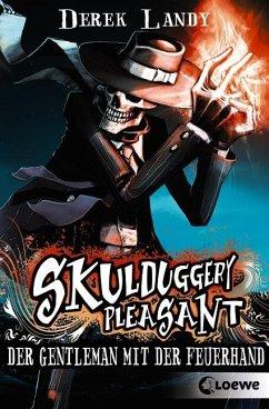 Der Gentleman mit der Feuerhand / Skulduggery Pleasant Bd.1 - Landy, Derek