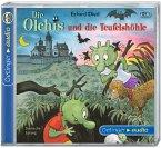 Die Olchis und die Teufelshöhle / Die Olchis-Kinderroman Bd.5, 2 Audio-CDs