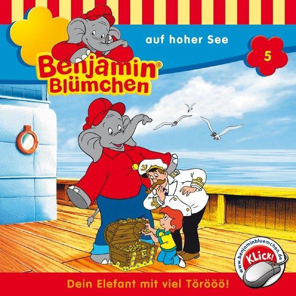 Benjamin Blümchen Auf Hoher See
