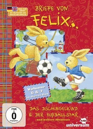 Briefe Von Felix Hörspiel : Briefe von felix das dschungelkind der fußballstar und