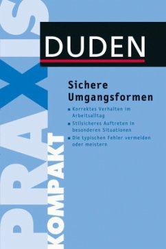 Sichere Umgangsformen - Kettl-Römer, Barbara
