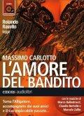 L' amore del bandito, 1 MP3-CD\Banditenliebe, 1 MP3-CD, italienische Version