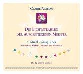 Die Lichtstrahlen der Aufgestiegenen Meister, 1 Audio-CD