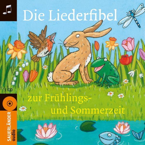 Die Liederfibel Zur Frühlings - Diverse