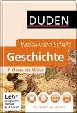 Geschichte, m. DVD-ROM / Duden Basiswissen Schule