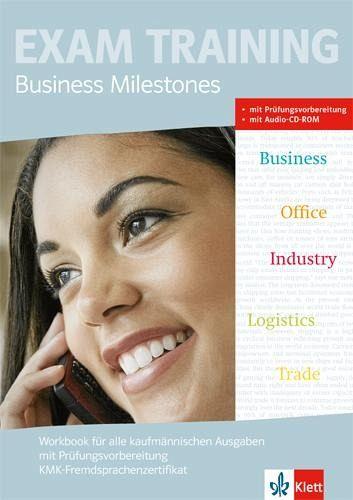 Business Milestones Englisch Fur Kaufmannische Berufe Workbook Mit Schulbucher Portofrei Bei Bucher De