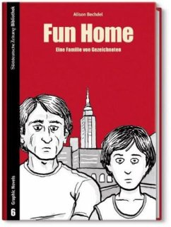 Fun Home - Bechdel, Alison