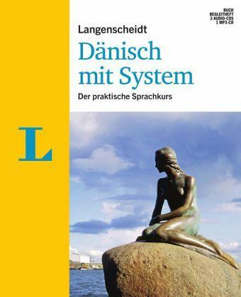 Langenscheidt Dänisch mit System, Buch, Begleitheft, 3 Audio-CDs u. 1 MP3-CD - Hastenplug, Marlene