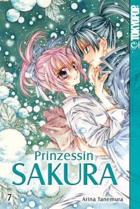 Prinzessin Sakura Bd.7 - Tanemura, Arina