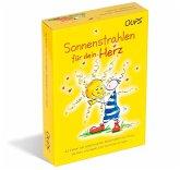 Oups - Sonnenstrahlen für Dein Herz, Kartenbox