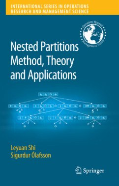 Nested Partitions Method, Theory and Applications - Shi, Leyuan;Ólafsson, Sigurdur
