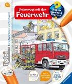 Unterwegs mit der Feuerwehr / Wieso? Weshalb? Warum? tiptoi® Bd.6