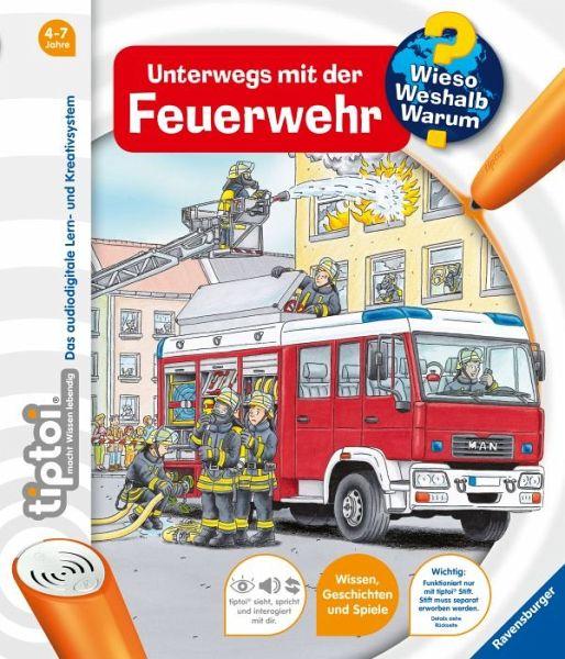 Unterwegs Mit Der Feuerwehr