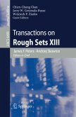 Transactions on Rough Sets XIII