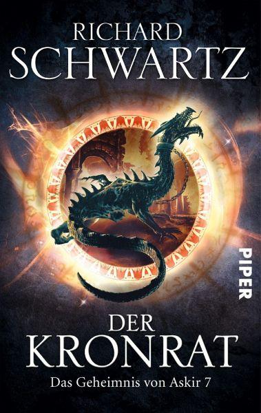 Buch-Reihe Das Geheimnis von Askir von Richard Schwartz