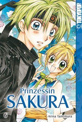 Prinzessin Sakura Bd.6 - Tanemura, Arina