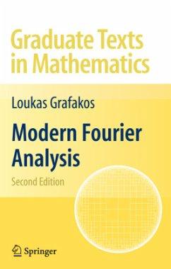 Modern Fourier Analysis - Grafakos, Loukas