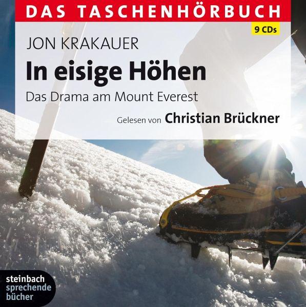 In eisige Höhen, 9 Audio-CDs - Krakauer, Jon